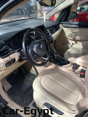 BMW 218 2015