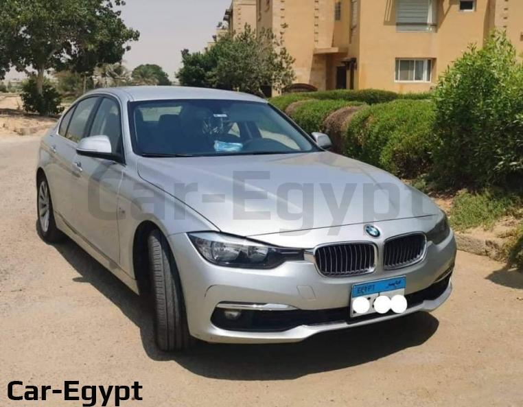 BMW 318 2016